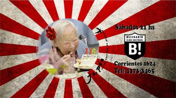JAPON - 2x1 en                      Teatro