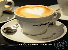 Beneficios en Café Martinez