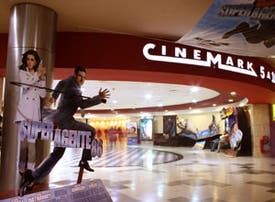 Cinemark - 2x1 en Club UNO