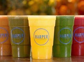 Harper Juice - 20% en                      Restaurantes y Bares