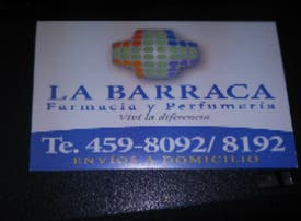LA BARRACA FARMACIA Y PERFUMERIA - 15%