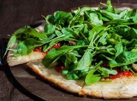 Pizza Vegana - 20% en                      Restaurantes y Bares