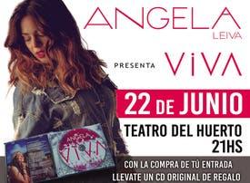 Angela Leiva Ni Una Menos - 2x1