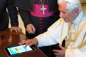 El último tuit del Papa fue el domingo último