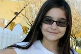 La imagen de la pequeña Leila se instaló en los medios locales hace dos semanas