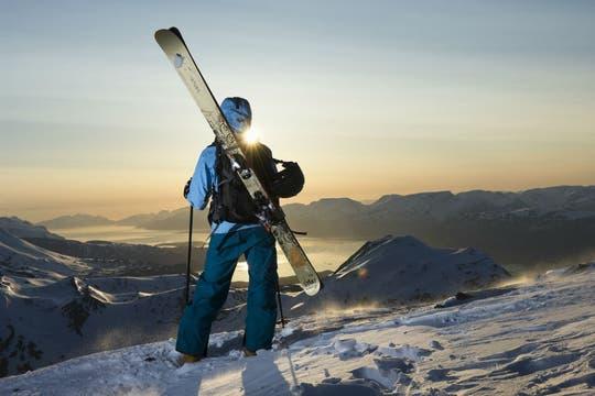 Tromsø cuenta con un centro de sky y glaciares en un rango de 50 km a la redonda. Foto: visitNorway