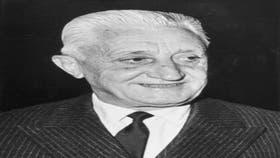 Arturo illia, en 1965