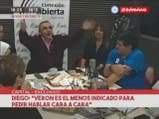 """Moreno: """"llenaste de gloria a este pueblo"""""""