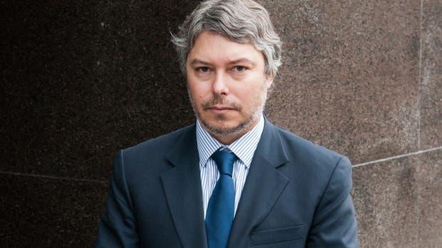 El jefe de la UIF, Mariano Federic