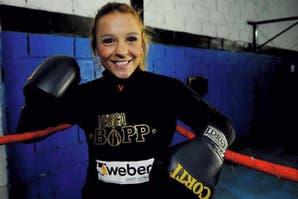 5 minutos de entrenamiento de boxeo con Yésica Bopp