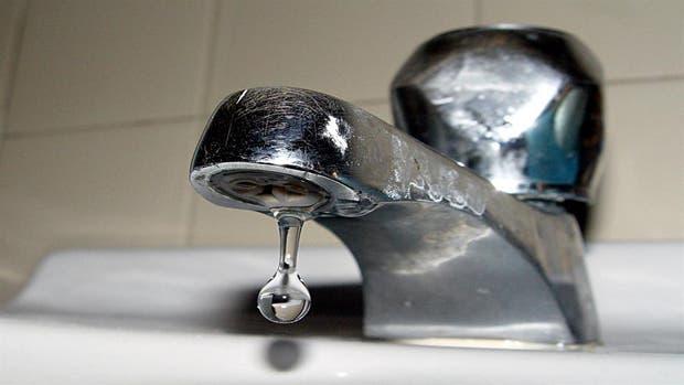 El agua aumentará en abril