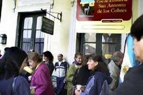 Se inauguró la Casa de San Antonio de los Cobres en Buenos Aires