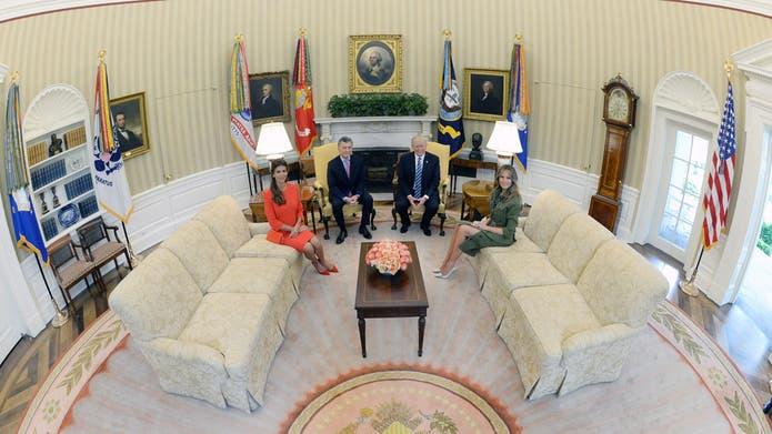 El Salón Oval