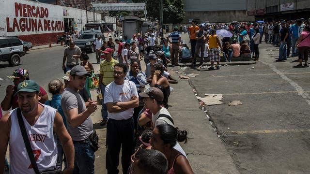 Venezuela entra en