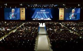 Expomanagement vuelve a la Argentina en noviembre, tras cuatro años de ausencia