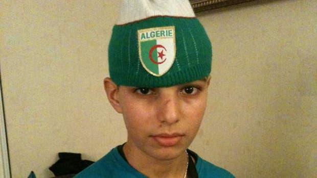 Adel Kermiche, en 2010. Foto: Facebook