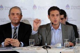 Julián Álvarez y Julio Alak aceptaron cambios en la reforma judicial