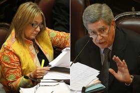 Negre de Alonso y Fuentes se cruzaron por la reforma del Consejo de la Magistratura