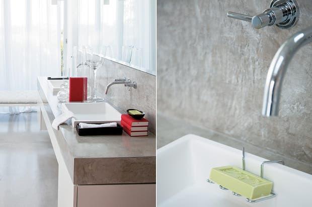 Bachas Para Baño Con Griferia:Grifería y bachas: 10 modelos para tu baño – Living – ESPACIO LIVING