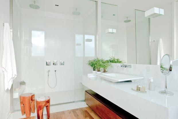 Bachas Para Baño Pintadas:Soluciones prácticas para renovar tu baño – Living – ESPACIO LIVING