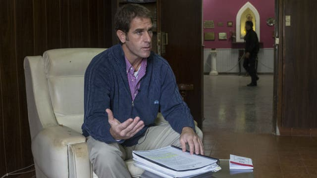 Entrevista a Alan Schlenker desde la cárcel de Azul