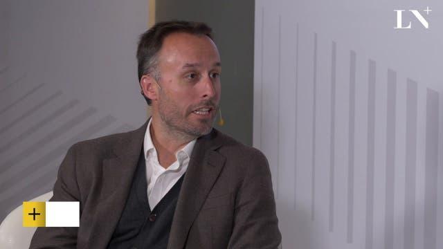 Sean Summers, vicepresidente de Mercado Libre