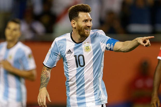 Messi, vení a explicarnos lo que significa ser argentino