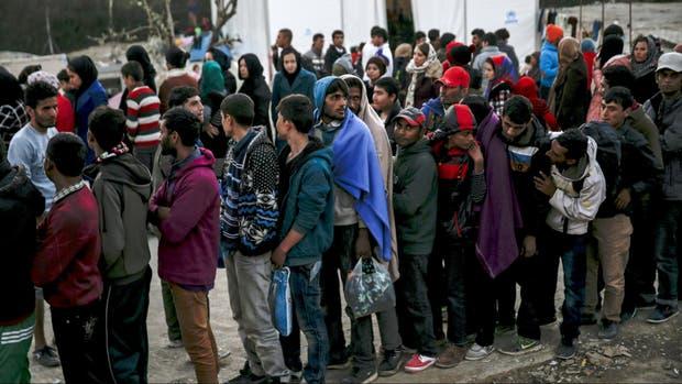 Argentina va recibir 3000 refugiados sirios(video)