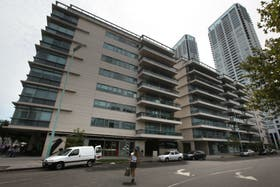 Edificio Madero Center, en el barrio porteño de Puerto Madero, donde se encuentran las oficinas de Ferrifico Elaskar
