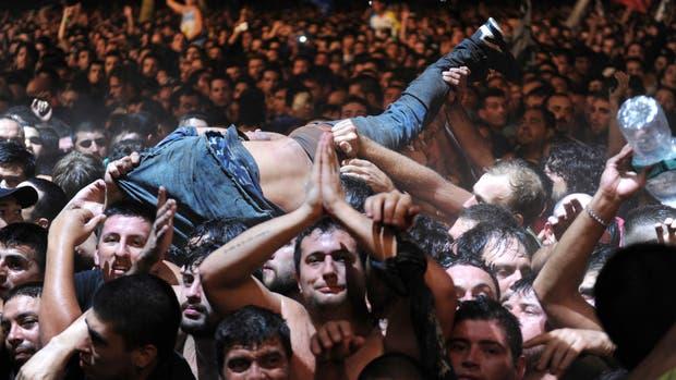 Dos muertos en Argentina en un concierto del Indio Solari