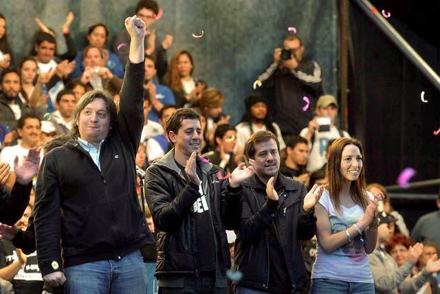 Pasada la euforia por la irrupción en el escenario público de Máximo Kirchner, en el kirchnerismo se ilusionan con recuperar la iniciativa política