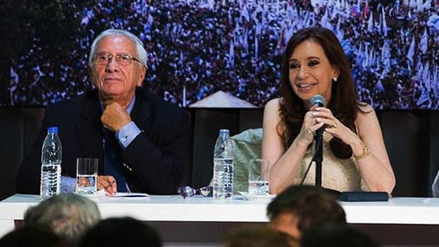 "Héctor Recalde, suplente en la lista de Cristina Kirchner, llamó al ""voto útil"""