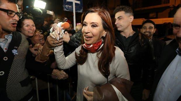 Ratifican que Cristina Kirchner será candidata en los próximos comicios