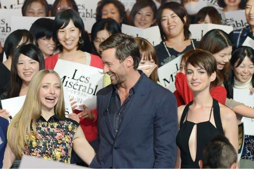 ¿Qué habrá emocionado tanto a Amanda?. Foto: AFP