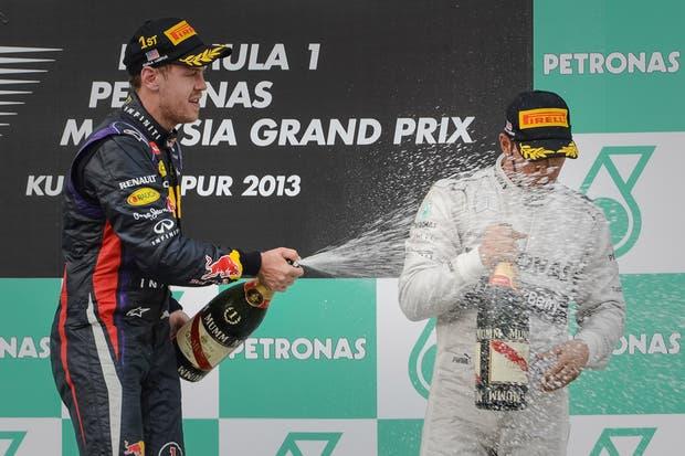 Las mejores fotos de GP de Malasia de Fórmula Uno.  Foto:AFP