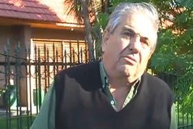 Tras el asalto, el intendente de Río Colorado dialogó con la prensa