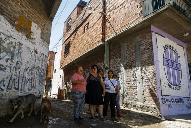 Vecinas de Fátima, un barrio de Villa Soldati asolado por una banda de chicos capaces de todo