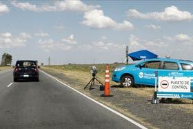 Esta vez, Cesvi Argentina realizó controles para verificar el estado de la ruta 2