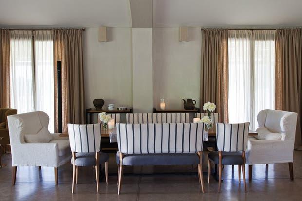Diez estilos para tu comedor   living   espacio living
