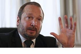 Martín Sabbatella celebró hoy el fallo del juez Alfonso