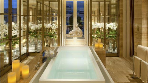 Algunas habitaciones tienen spa propio. Foto: Four Seasons