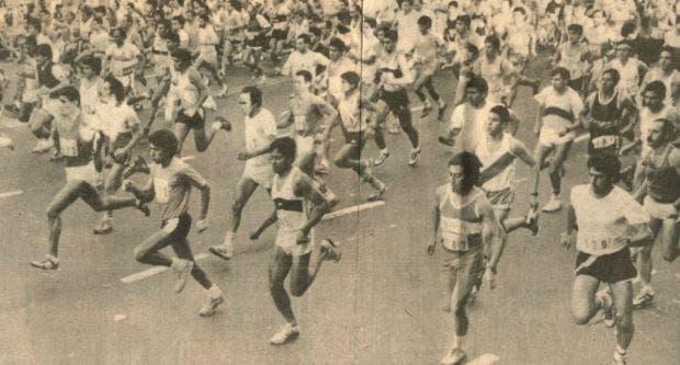 Medio Maratón de Buenos Aires 1989, la primera edición