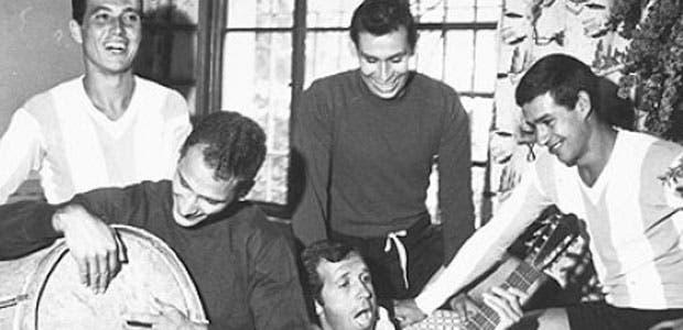 En Albany, cercana a Birmingham, el equipo concentró para el Mundial de 1966