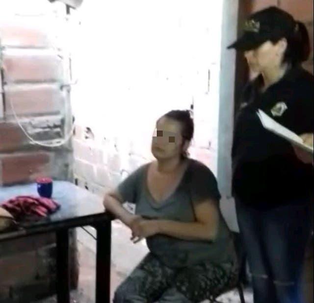 La mujer detenida por organizadora de saqueos en General Rodríguez