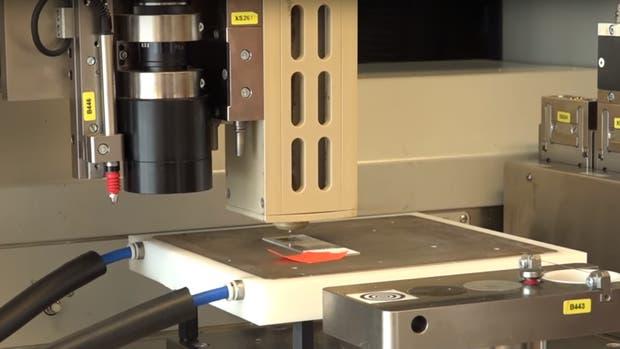 La impresora 3D para crear ovarios artificiales