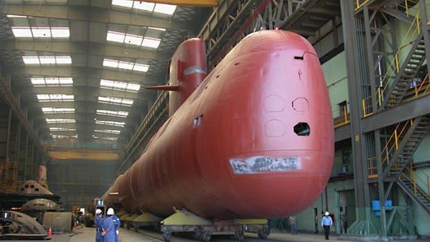 Localizaron el submarino argentino perdido — Puerto Madryn