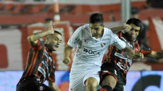 Independiente empató sobre la hora con Patronato en Avellaneda