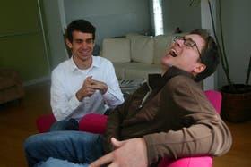 Jack Dorsey y Biz Stone, cofundadores de Twitter