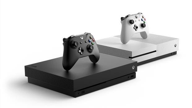 Los dos colores en los que estará disponible la Xbox One X