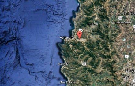 Se registró un sismo de 6,7 grados en la escala de Ritcher